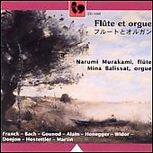Fl&#251;te et Orgue / Narumi Murakami, Mina Balissat