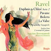 Ravel: Bol&#233;ro, etc / Skrowaczewski, Minnesota Orchestra