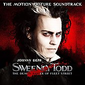 Johnny Depp: Sweeney Todd: The Demon Barber of Fleet Street [2007 Deluxe Edition]