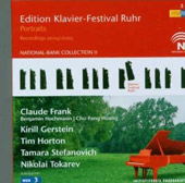 Edition Klavier-Festival Ruhr - Portraits / Frank, Gerstein, Tokarev, Tokarev, et al