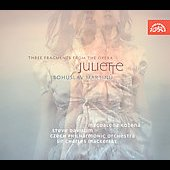 Martinu: Julietta Orchestra Suite and Fragments / Sir Charles Mackerras, et al