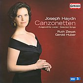 Canzonetten - Haydn: Selected Songs / Ruth Ziesak, Gerold Huber