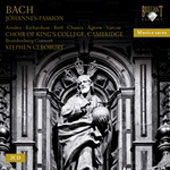 Bach: St John's Passion / Musica Sacra