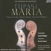 Tupasi Maria: Ensemble Louis Berger