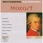 Masterworks: Mozart [Box Set]