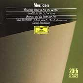 Messiaen: Quartet for the End of Time / Barenboim, et al