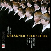 Sacred Music / J.S. Bach, Brahms, Bruckner et al.