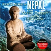 Various Artists: Native Music of Nepal: From Mount Everest & The Himalayas