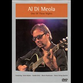 Al Di Meola: One of These Nights [DVD]