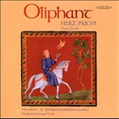 Herz, Prich!: Medieval German Music