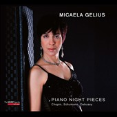 Piano Night Pieces