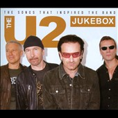 U2: The  U2 Jukebox: The Songs that Inspired the Band [Slipcase]