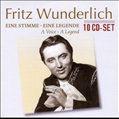 Eine Stimme - Eine Legende