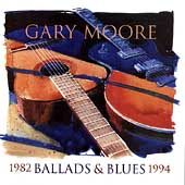 Gary Moore: Ballads & Blues, 1982-1994