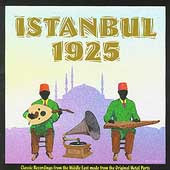 Various Artists: Istanbul 1925