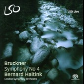Bruckner: Symphony No. 4 / Haitink, London SO
