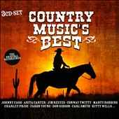 Various Artists: Country Music's Best [Dance Street] [Box]