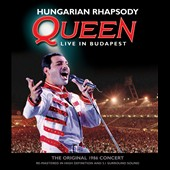 Queen: Hungarian Rhapsody: Queen Live in Budapest [Blu Ray/2CD] [Digipak]