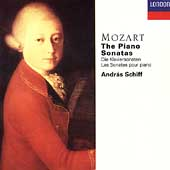 Mozart: The Piano Sonatas / Andr&aacute;s Schiff