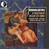 Greensleeves - English Lute Songs & Solos / Baird, McFarlane