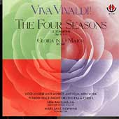 Vivaldi: The Four Seasons, Gloria / M. Newman, et al