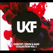 Various Artists: UKF Dubstep: Drum & Bass Collection, Vol. 1 [Box]