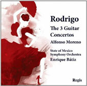 Rodrigo: The 3 Guitar Concertos