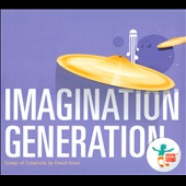 David Kisor: Imagination Generation [Digipak]