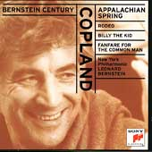 Bernstein Century - Copland: Appalachian Spring, Rodeo, etc