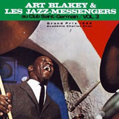 Art Blakey & the Jazz Messengers: Au Club at St Germain, Vol. 3