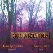 Gideon Freudmann: Sound of Distant Deer