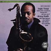 Jimmy Heath: Triple Threat [Limited]