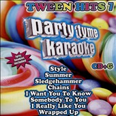 Karaoke: Party Tyme Karaoke: Tween Hits, Vol. 7