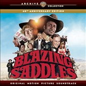 John Morris: Blazing Saddles