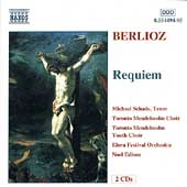 Berlioz: Requiem / Noel Edison, Michael Schade, et al