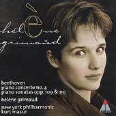 Beethoven: Piano Concerto no 4, Sonatas / Grimaud, et al