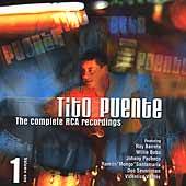 Tito Puente: The Complete RCA Recordings, Vol. 1 [Box]