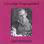 Lebendige Vergangenheit - Josef Herrmann