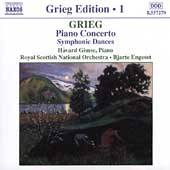 Grieg: Piano Concerto, etc / Gimse, Engeset, et al