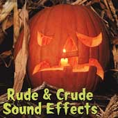 Various Artists: Rude & Crude Sound Effects [Allegro]