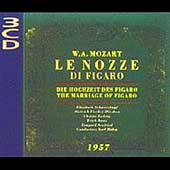 Mozart: Le Nozze di Figaro / Karl B&#246;hm, et al