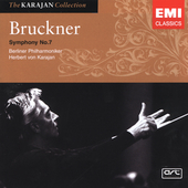 Karajan Collection - Bruckner: Symphony no 7 / Berlin PO