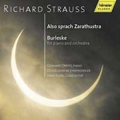 Strauss: Also Sprach Zarathustra / Fiore, Oppitz