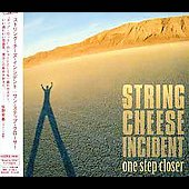 The String Cheese Incident: Close to Home