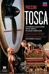 Puccini: Tosca / Chailly/Concertgebouw Orchestra, Bryn Terfel, Catherine Malfitano [DVD]