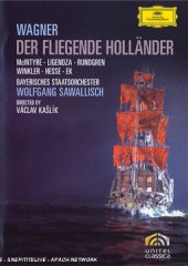 Wagner: The Flying Dutchman / Sawallisch/Bavarian State Orch., McIntyre, Ligendza, Winkler [DVD]