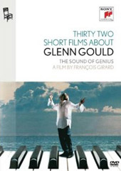 Thirty Two Short Films About Glenn Gould [DVD]