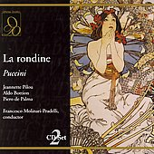 Puccini: La rondine / Molinari-Pradelli, Pilou, et al