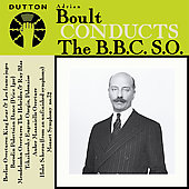 Boult Conducts the BBC SO - Berlioz, Borodin, et al