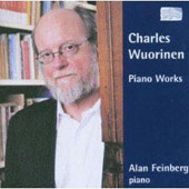 Wuorinen: Piano Works / Alan Feinberg